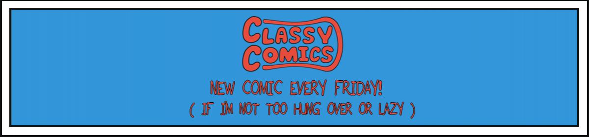 Classy Comics